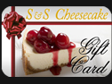 S&S Gift Card